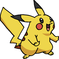 025 - Pikachu by Tails19950