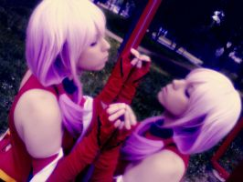 My other self - Inori Guilty Crown Cos by K-I-M-I