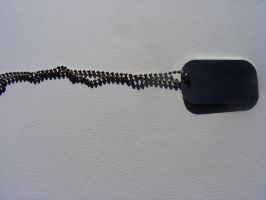 dog tag stock 1 by hatestock
