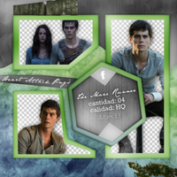 +Photopack png de The Maze Runner. by MarEditions1