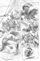 Dust page 4 pencils by dfbovey