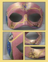 Tangled Mask by maskedzone