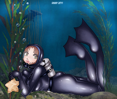 --UNDER THE SEA-- by xxCuteEmmyxx
