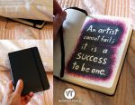Artist Quote by vicenteteng