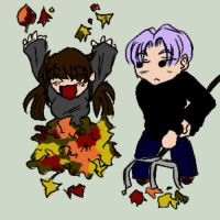 I love fall :D by Swamnanthas