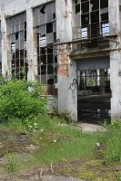 Industrial decay Stock 100 by Malleni-Stock