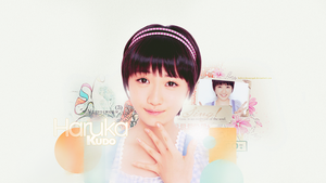 Kudo Haruka Wallpaper by BeforeIDecay1996