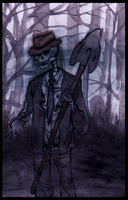 Undead Grave Digger by Cageyshick05