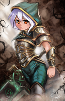 Riven the Anime by knighthead