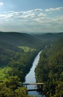Colo River by AHague