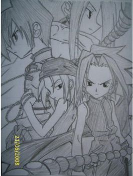 Shaman King by EmoPittieplatsch
