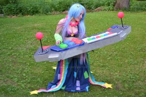 Arcade Sona Complete!!!!! by VoidsWife
