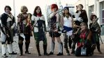 DA Group 1 - MCM Expo, Oct '11 by hollysocks