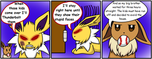 The Eevee Army #8: Seeking Revenge by HappyNinjaPichu