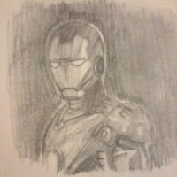 Iron Man by Portmanteal