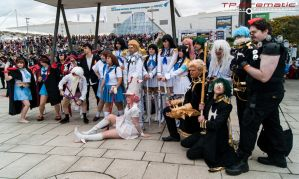 25 Oct MCM LON Kill la Kill Group 2 by TPJerematic