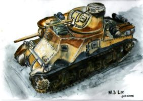 M3 Lee by Cune