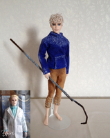 Jack Frost OOAK Doll by frozenblume