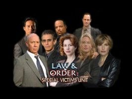 Law and Order Wallpaper by Law-and-OrderSVUClub