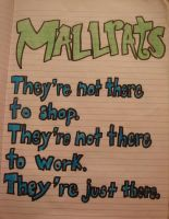 Ode to Mallrats by NurseTab