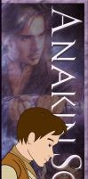 Anakin Solo - Bookmark by DistantDream