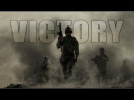 Call of Duty 4 - VictoryScreen by Splinter54