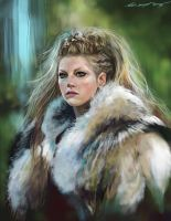Lagertha Ps CC by nosoart