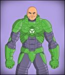 Lex Luthor - New 52 by DraganD