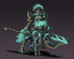 Hecarim by InsolitScavenger
