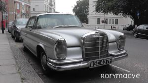 1967 Mercedes-Benz 280SE by The-Transport-Guild