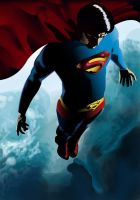 Superman Returns Poster by dcproductions25