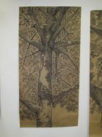 Life Size Tree Drawing by Chr-ali3