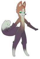 Just a fox by sparkdust