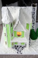 Gingerbread House 1 by bittykate