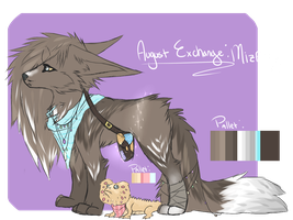 August Exchange: Creature Exchange by Woods-Of-Lynn