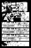 Doctor Who: the Tenth Doctor 1 - pag 14 by elena-casagrande