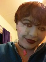 OH LOOK AN ARADIA MAKEUP TEST!! by Mus3-Of-H3art1842
