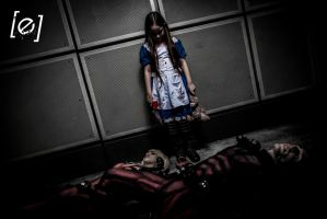 Alice Madness by eckyreyes