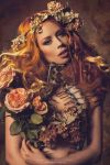 Her scent by Ophelia-Overdose