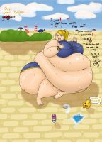 Super_fatty_sisters_Samus by Danixdrak