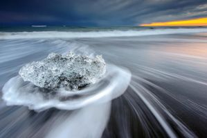 Iceberg Beach by porbital