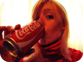 Cok-a-cola. by BrittanyJanet