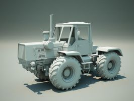 tractor T150 by Aci-RoY