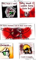 Blood Ink: page 1-chapter 1 (Introduction) by Cutediepie