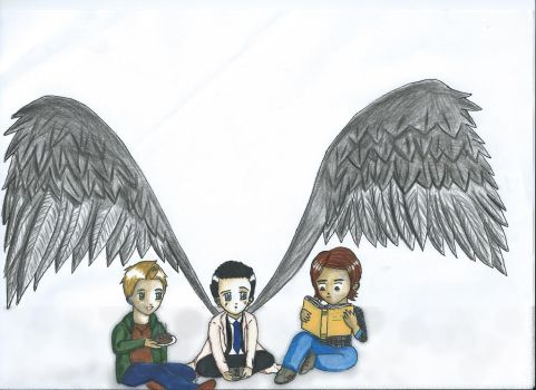 Team Free Will by NinkeRaven