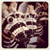 Bead Zebras by Grumbles106