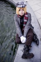 Edward Elric: Found you on that winter day by Lishrayder