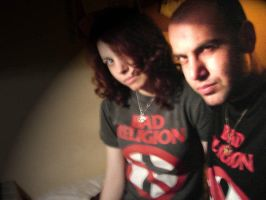 punksafetypin by BadReligion-fans