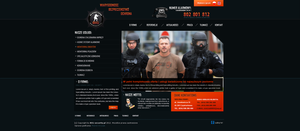 BIG - Security System site by lukearoo