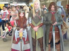 Supanova 2012 - Lord Of The Rings by nkbswe5